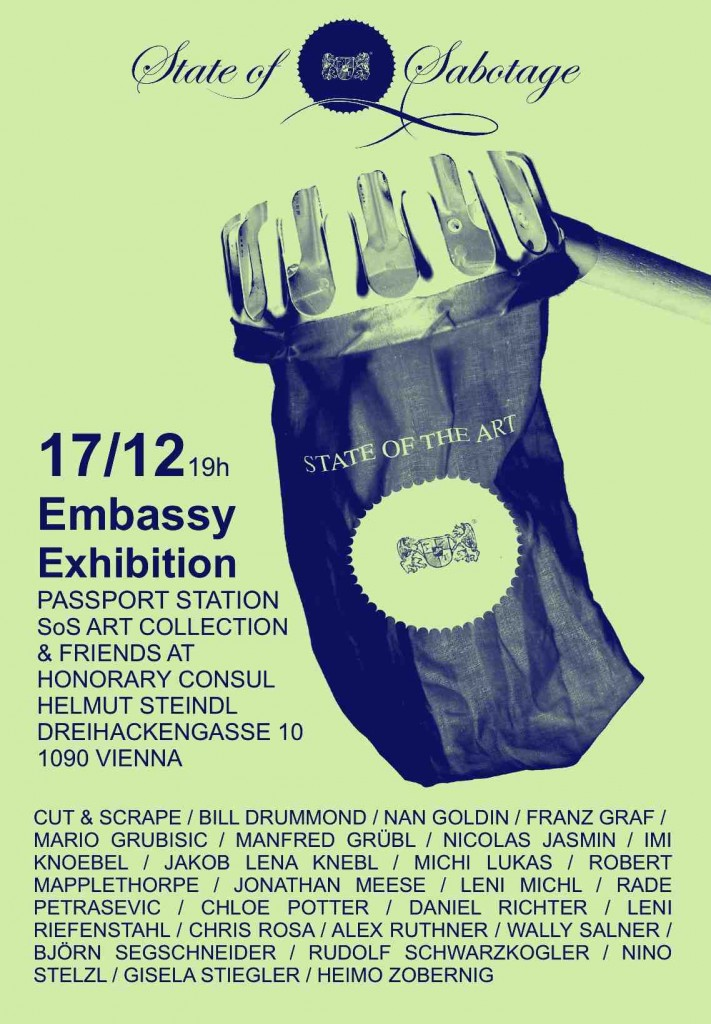 State of Sabotage Embassy and Exhibition